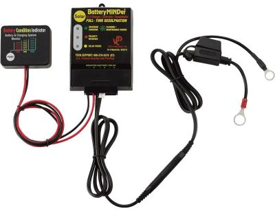 BatteryMINDer controller