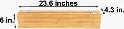 Beckworth standard size portable table folded