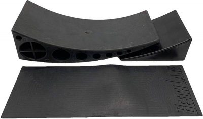 Beech Lane Camper Leveler 2 pack with rubber mat
