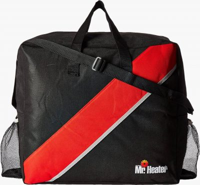 Big Buddy propane heater carry bag
