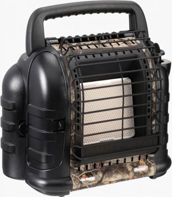 Buddy Heater portable heater camo