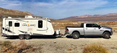 Bumper pull travel trailer