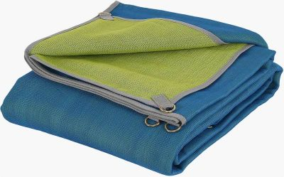 CGear Multimat RV mat blue lime