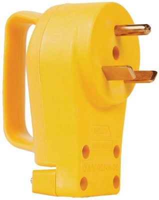 Camco 55245 30 amp replacement plug
