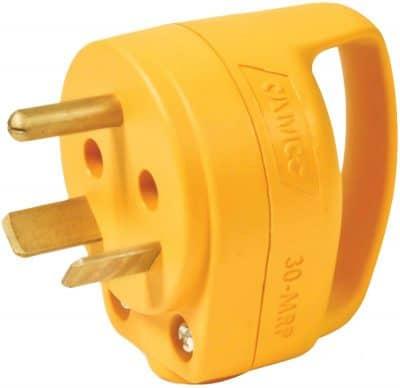 Camco 55283 30 amp replacement plug mini