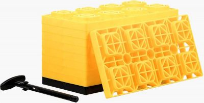 Camco FasTen 4x2 RV leveling blocks