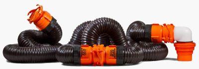 Camco RhinoFLEX RV sewer hose 20 foot kit