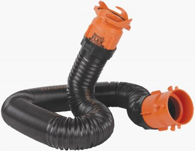 Camco RhinoFLEX sewer hose 10 foot extension