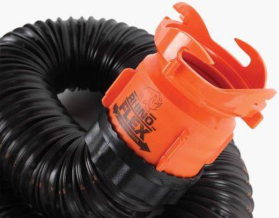 Camco RhinoFLEX sewer hose bayonet fitting