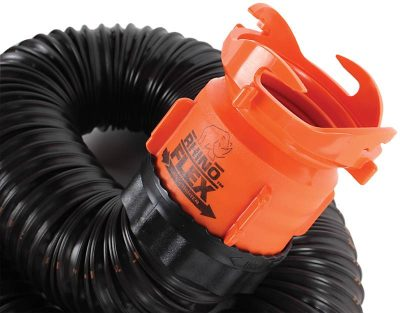 Camco RhinoFLEX sewer hose bayonet fitting