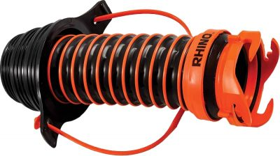 Camco flexible sewer hose adapter