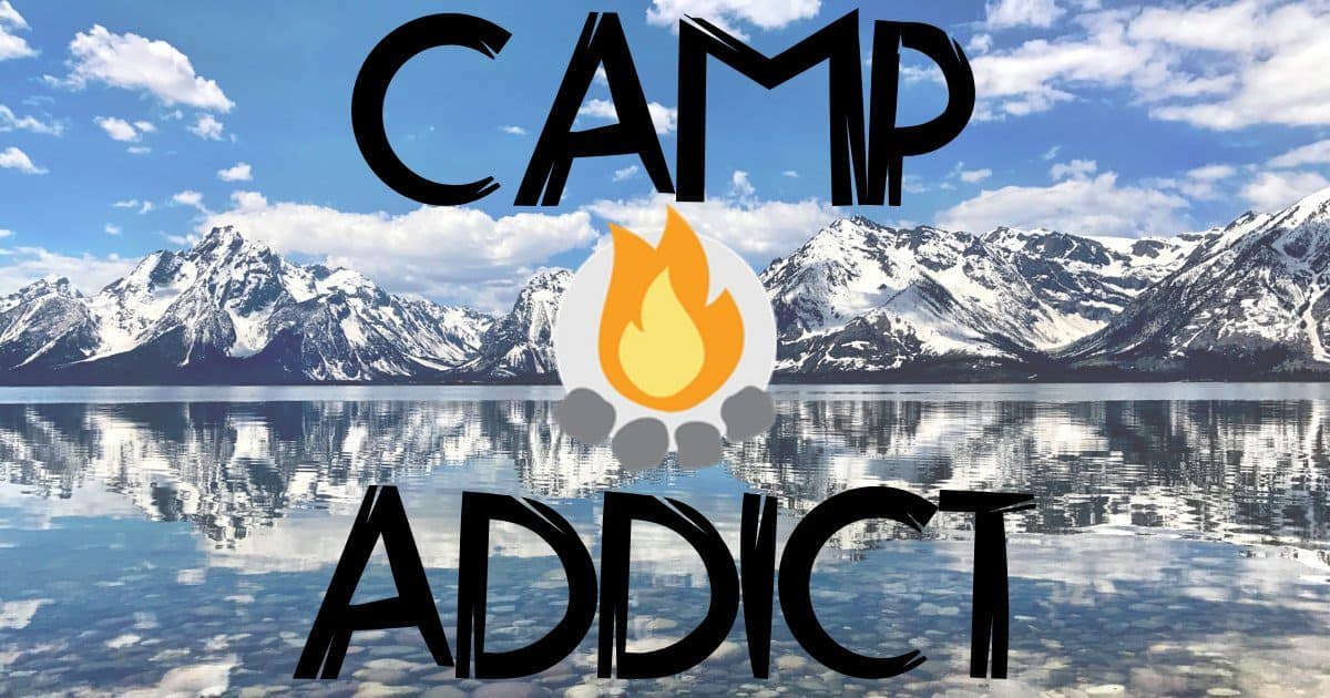 Camp Addict FB logo