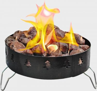 Camp Chef Fire Ring portable propane fire pit