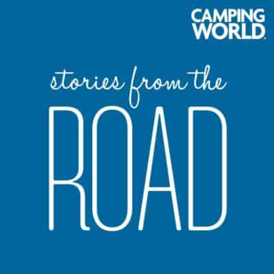 Camping World Stories From the Road Podcast jogo