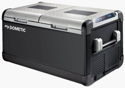 Dometic CFX-95DZ dual zone portable refrigerator freezer