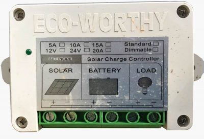Eco-Worthy solar charge controller