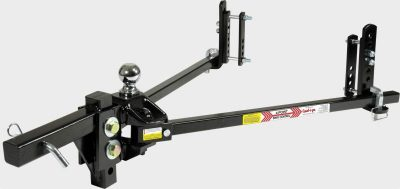 Equal-i-zer weight distribution hitch