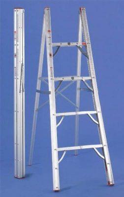 GP Logistics SLDS5 folding RV ladder
