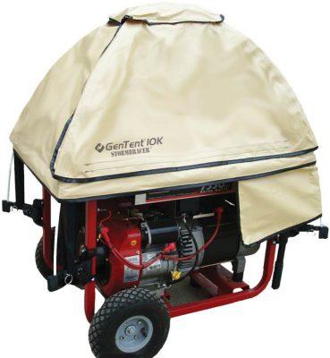 GenTent 10k Stormbracer generator cover