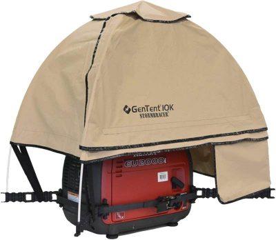 GenTent 10k XKi Stormbracer generator cover
