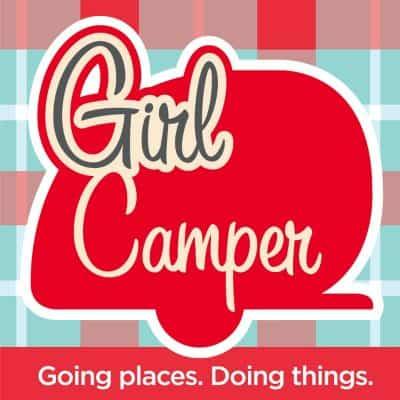 Girl Camper Logo