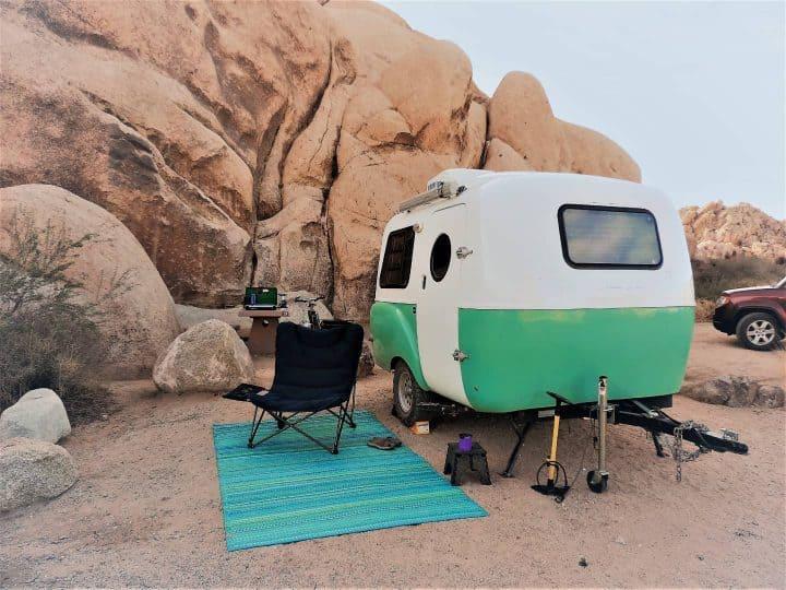 Happier Camper small RV exterior