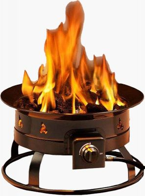 Heininger 5995 portable outdoor fire pit