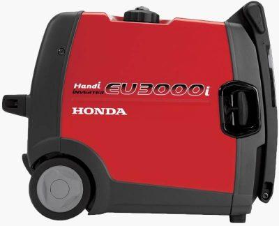 Honda EU3000i Handi portable inverter generator Right Side