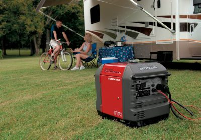 Generator For RV Trailer The Benefits - RV Generators Online