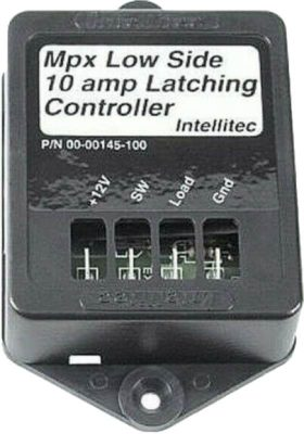 Intellitec 00-00145-100 10 amp water pump controller