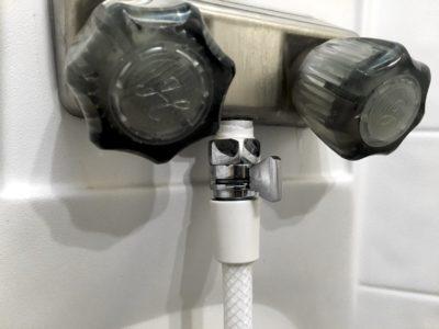 Kelly shower shut off valve