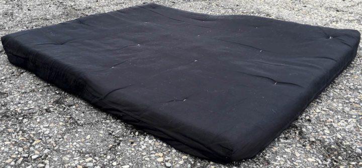 Kellys old RV mattress