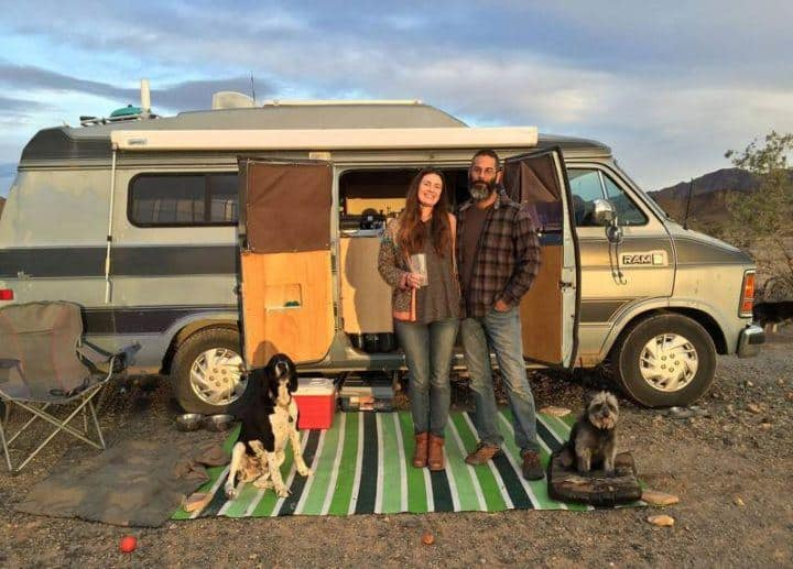 Kerri and Tim RV patio mat