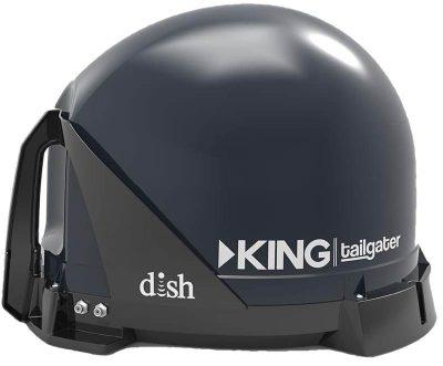 King Tailgater satellite dish