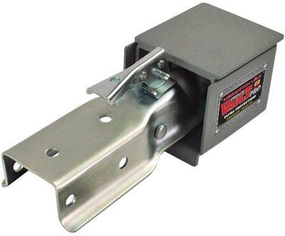 MegaHitch Lock Coupler Vault Pro coupled