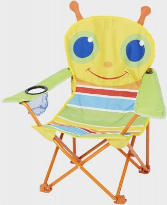 Melissa and Doug Happy Giddy kids camping chair