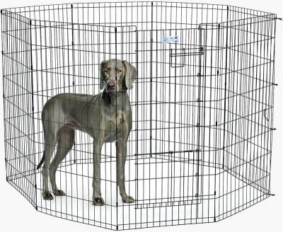 Midwest portable dog fence