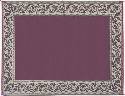 Mings Mark Classical reverse RV outdoor rug