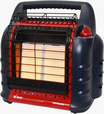 Mr Heater Big Buddy radiant heater