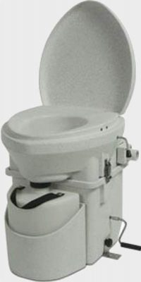 Natures Head composting toilet standard handle