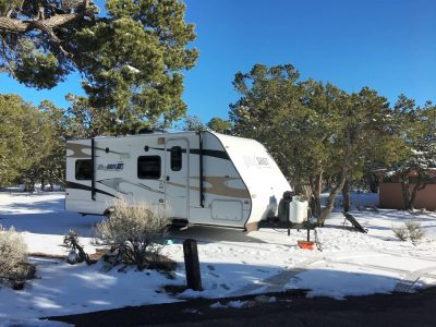 Navajo National Monument campground