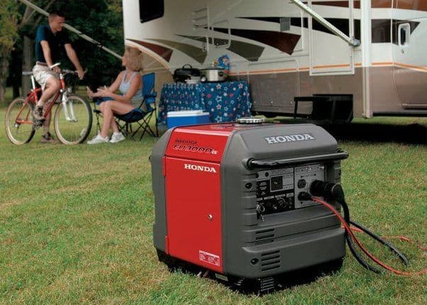 Portable Generator home page