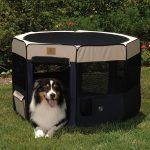 Precision pet soft sided dog playpen