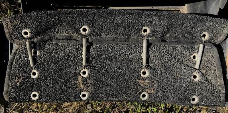 Prestofit Wraparound RV rug connectors