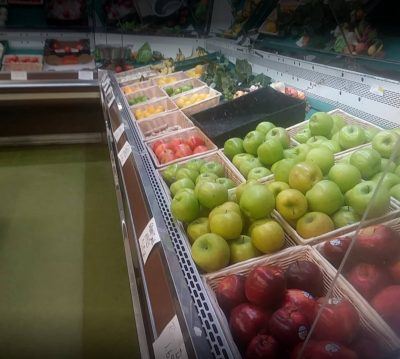 Quartzsite General Store produce