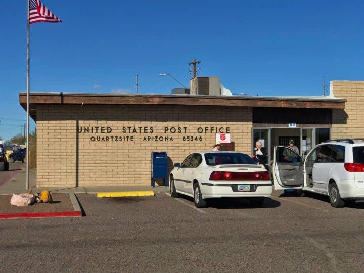 Quartzsite Post Office