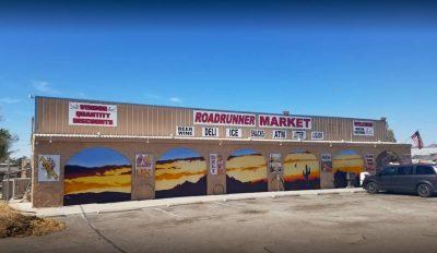 Quartzsite Roadrunner Market exterior