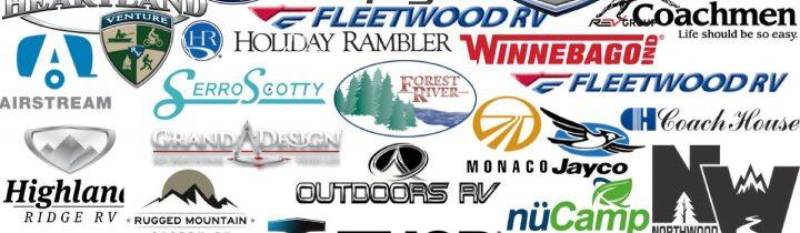 RV Manufacturer Logos