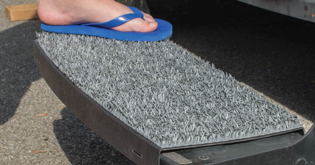 What Are The Best Rv Step Covers For 2019 Camp Addict