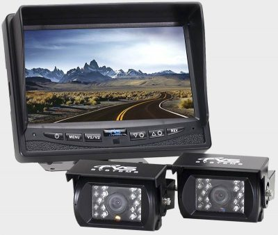 Rear View Safety RVS-770614 monitor and camera